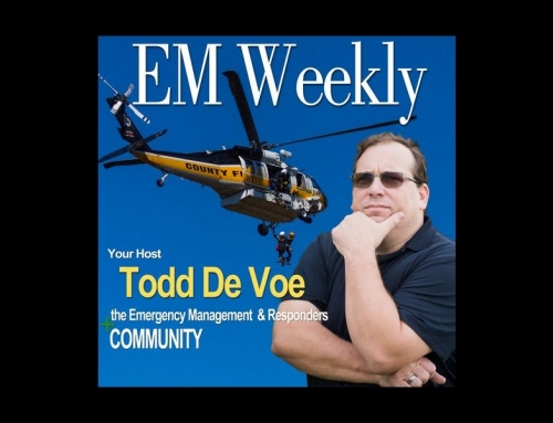 EM Weekly's Podcast: The True G.R.I.T. of the Emergency Manager with Dr. Paul G. Stoltz
